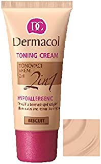 Toning Cream 2 in 1 | Dermacol (BISCUIT)