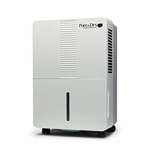 Purchase Pure & Dry Whisper 50-Pint Energy Star Rated Low Temp Dehumidifier by Aerus