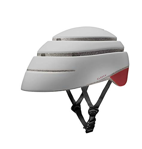 Closca Casco Helmet Loop_ Casco de Bicicleta Unisex Adulto (