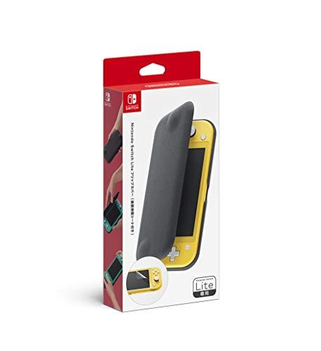 【任天堂純正品】Nintendo Switch Liteフリップカバー(画面保護シート付き)