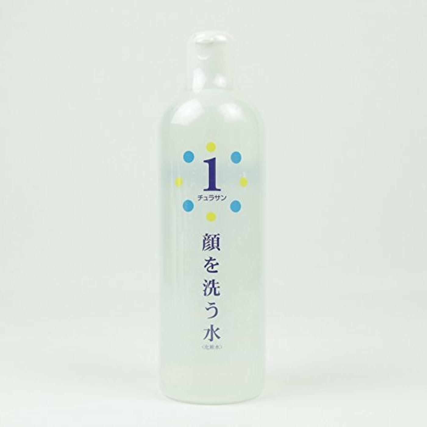 ミリメートル余剰つかむチュラサン1 【顔を洗う水】 500ml