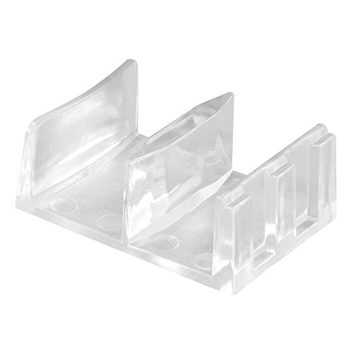 Prime-Line Products M 6058 Shower Door Bottom Guide Assembly,(Pack of 2)