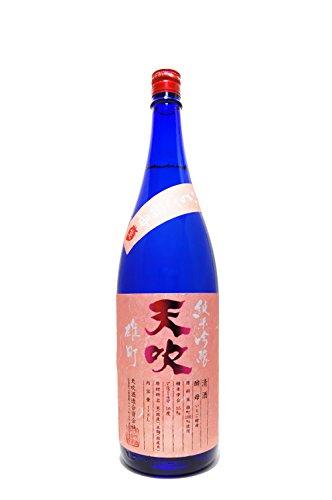 天吹酒造『天吹純米吟醸いちご酵母生』