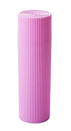 tubes de brosse à dents brosse à dents portable kit ondulation Coupes, violet