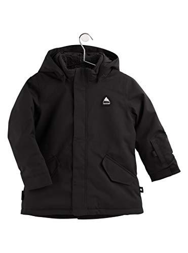 Burton Kids Parka Jacket, True Black, 2T