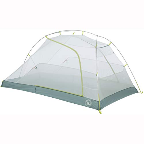 Big Agnes Tiger Wall Platinum Crazylight Backpacking Tent, 2 Person