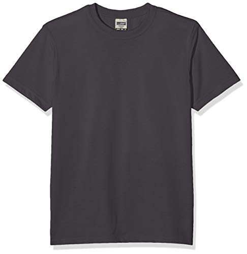 James & Nicholson Men's Workwear T-Shirt Camiseta, Gris (Carbon), Extra-Small para Hombre