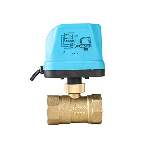 Interruptor de la válvula de bola DN15- DN50 AC220V / 24V DC...