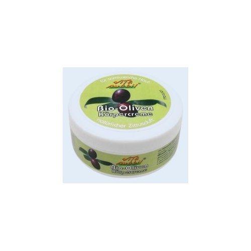 Crème corporelle à l'olive - Bio Vitamobil - 200 ml