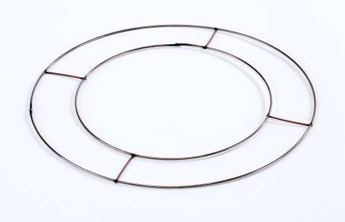 20 x Flat Wire Wreath Rings 8' (20cm) Diameter