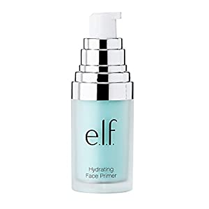 Beauty Shopping e.l.f., Hydrating Face Primer, Lightweight, Long Lasting, Creamy, Hydrates, Smooths,