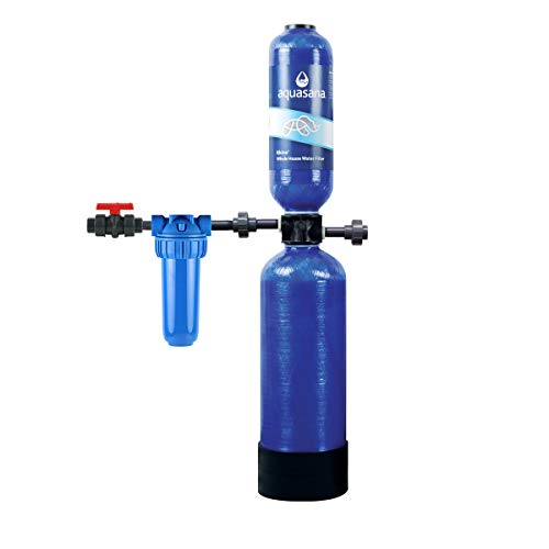 Aquasana 6-Year, 600,000 Gallon Whole House Water Filter  - Key Features