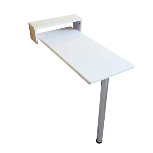 DBL Mesita de luz for espacios pequenos de madera de pared abatibles mesa plegable Cocina Escritorio mesa de comedor for ninos de estacion de trabajo de oficina ordenador tabla de blanco Mesas para or