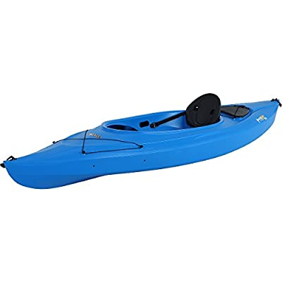"""90538 Lifetime Payette Sit-Inside Kayak with Paddle, Blue, 116"""" by Lifetime OUTDOORS"""