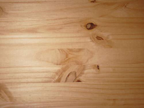 KMH®, große Spielzeugkiste auf Rollen aus massivem Pinienholz (gelaugt) (#800077) - 5
