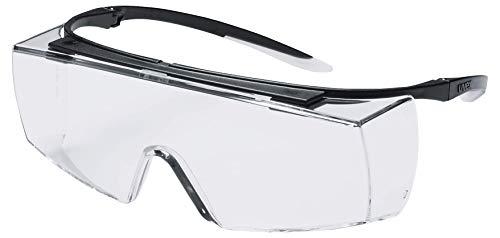 Uvex Super F OTG Gafas de Seguridad - Protección Laboral - Transparente