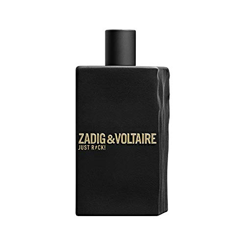 Zadig & Voltaire Just Rock! Pour Lui 100 Ml EDT Eau de Toilette Spray