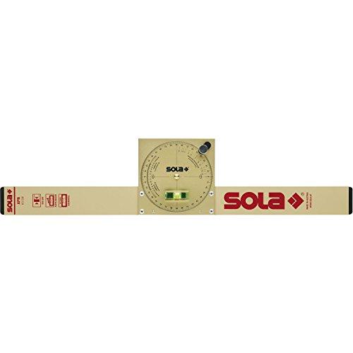 SOLA 01484501 Neigungs-Wasserwaage mit...