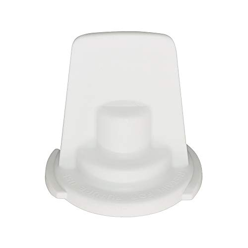 Primeswift WR02X11705 Refrigerator Water Filter Bypass Cap,Replacement for GE 1038637,AP3425999
