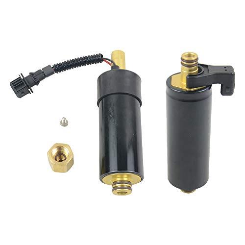 3861355 Pompa del carburante a pressione elettrica alta + bassa per motori a iniezione Vol-vo Pen-ta 4,3L, 5,0L, 5,7L, 7,4L, Gi 8,1L, GXI 21545138 21608511 3594444