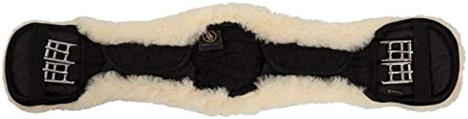 BR Dressage Girth Cheviot w Detachable Lining  Size 70