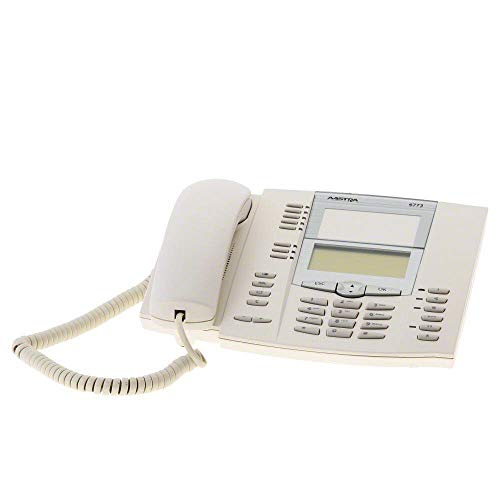 Aastra 6773 DeTeWe OpenPhone 73 System-tTelefon eisgrau