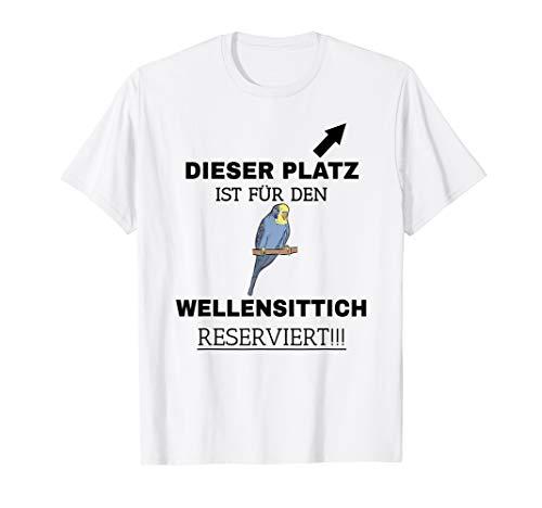 Lustiges Wellensittich Welli Besitzer Kostüm Geschenkidee