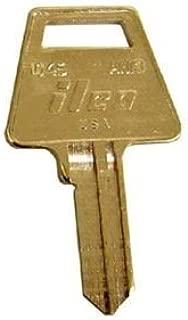 paclock key blank