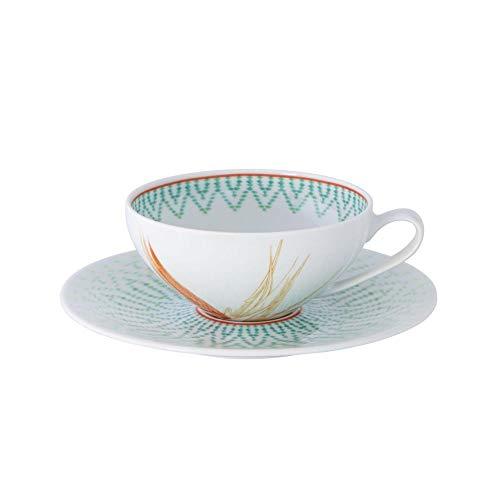 Vista Alegre Fiji - Taza de té y platillo
