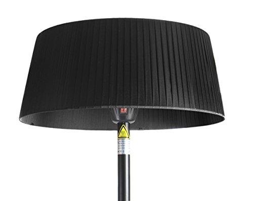 Firefly 2.100 Watt Infrarot-Heizstrahler (Halogen) Terrassenheizung, freistehend, 3 Leistungsstufen, schwarz - 7
