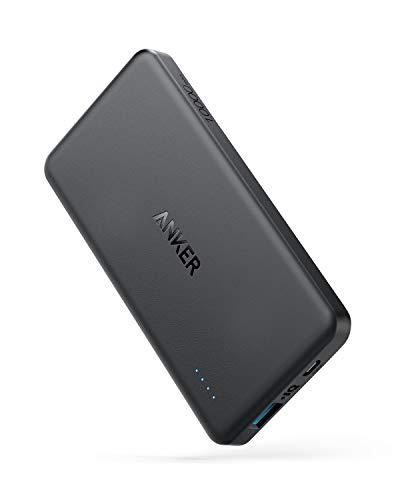Anker PowerCore II Slim 10000 Batteria Esterna Ultra Sottile per Smartphone Android, iPhone, Samsung Galaxy e Altro