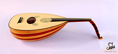 Professional Turkish Oud Ud Instrument MCO-403
