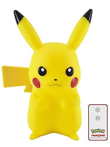 Teknofun 811372 Pokemon Wireless Lampe Led Pikachu 25 cm