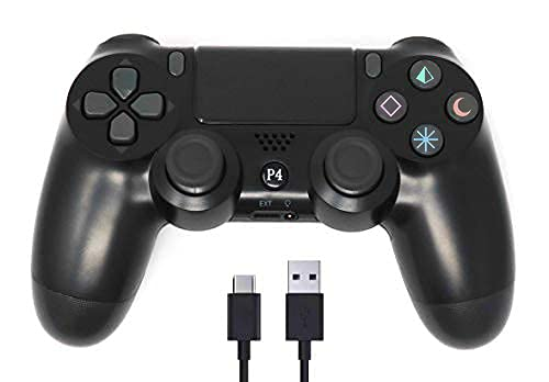 Ps4 Controller Wireless Bluetooth with for Mesa Mall USB Sony Cable Credence Playst