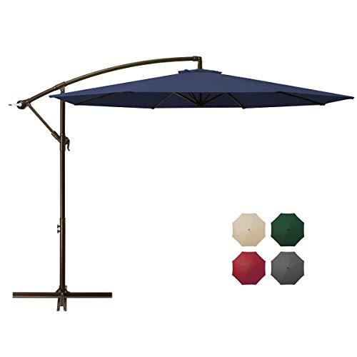 Paraguas 10 Varillas  marca DOMICARE