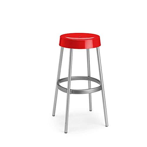 Scab Set 4 Design Gim Tabouret Rouge