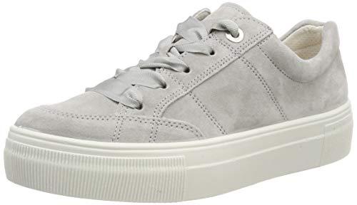 Legero Damen Lima Sneaker, Grau (Alluminio (Grey) 25), 37 EU