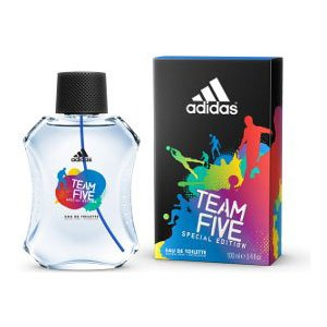 Adidas Team Five Special Edition FOR MEN by Adidas - 3.4 oz EDT Spray
