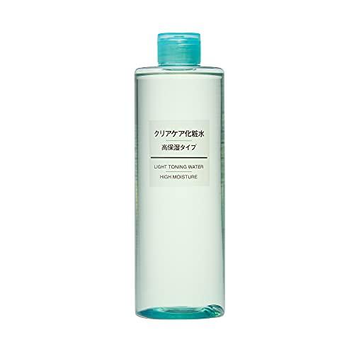 無印良品クリアケア化粧水高保湿タイプ大容量400mL44293751400ミリリットル(x1)