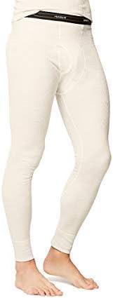 Hanes Men's Red Label X-Temp Thermal Pant (Natural, 4X-Large)