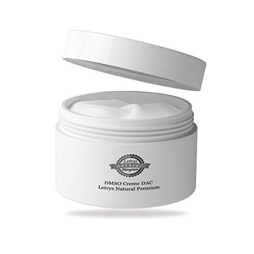 Leivys original DMSO CREME / - Salbe 15% Dimethylsulfoxid 99,9% einfache Anwendung - große Wirkung100ml