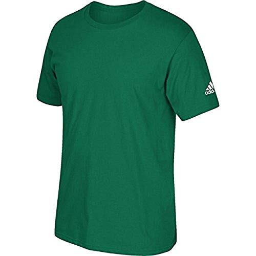 Adidas - Camiseta de manga corta para adulto - Verde - S