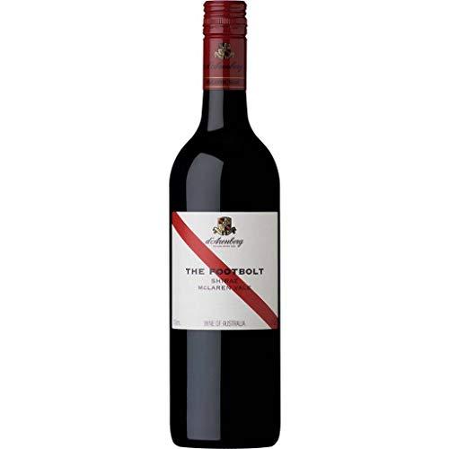 The Footbolt Shiraz, D'Arenberg 75cl (case of 6 bottles), Sur de Australia/Australia, Shiraz, Viognier, Cabernet Sauvignon, Vino Tinto