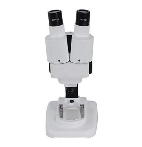 MEICHEN 20X Stereo Microscoop Verrekijker met LED voor PCB Solderen Tool Mobiele Telefoon Reparatie Slides Minerale Kijken