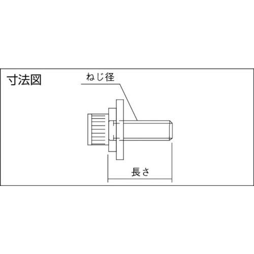 ヤマト アプセットボルトYCB-06-17 100個 YCB0617_8010