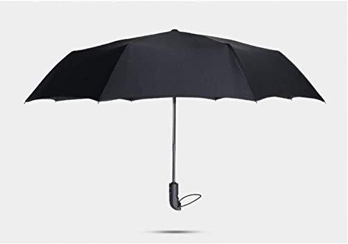 Hermoso Paraguas Flexible Duradera A Prueba De Viento 30% De Descuento Paraguas Automático Regalo De Las Señoras Paraguas Negro Automático Luz De Los Hombres 8k Parasol A Prueba De Viento Travel-w5