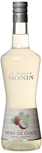 Monin Noix de Coco Kokosnuss Likör, 1er Pack (1 x 700 ml)