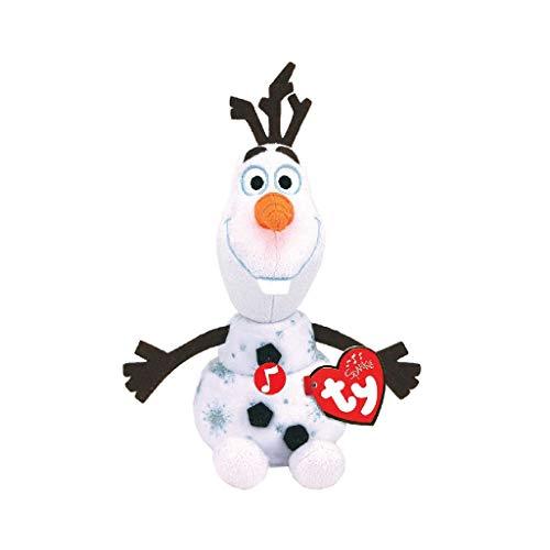 Frozen 2 Olaf Schneemann M/Sound - Beanie Reg