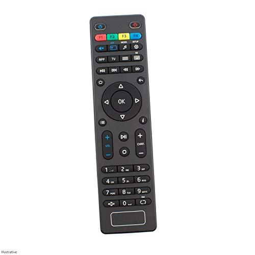 IPTV BOX vervangende afstandsbediening compatibel met diverse MAG BOX SET TOP BOXES inclusief MAG 250 MAG 254, MAG 255, MAG 260, MAG 261, MAG 270, MAG 275,MAG 277, MAG 350, MAG 351