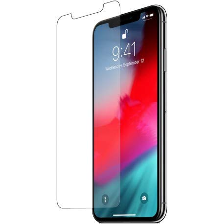 IRA MOBO Nano tech Technology 0.26mm Highly Transparency with 9H Hardness Screen Protector for Apple iphone 11 Pro Max (Pack of 1)
